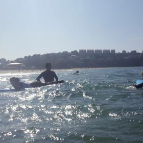 Cursos de Surf en suances, cantabria, Totora Surf School