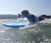 Cursos de Surfing para niños en suances, cantabria, Totora Surf School
