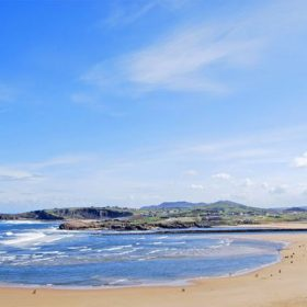 Suances, cantabria. Playas