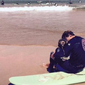 Clases de Surf para niños en Suances, Cantabria. Totora Surf School