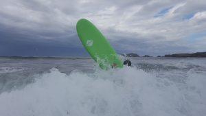 tabla de surf. Suances. Totora Surf School