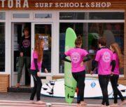 Tienda Surf en Suances, Cantabria. Totora surf school