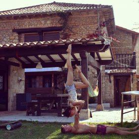 surfcamp yoga cantabria